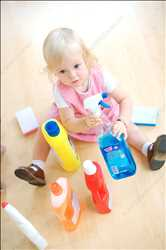 Produits de nettoyage pour bébé Marché