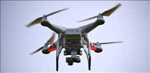 Drone militaire Marché